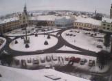 Náhledový obrázek webkamery Nový Bydžov - náměstí