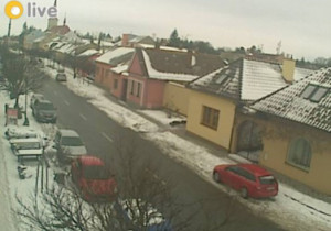 Náhledový obrázek webkamery Město Bystřice pod Hostýnem