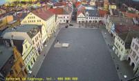 Náhledový obrázek webkamery Frýdlant - náměstí