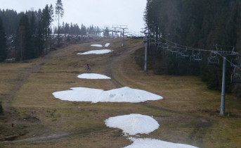 Náhledový obrázek webkamery Bublava - Skiareál