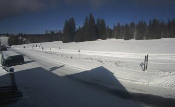 Náhledový obrázek webkamery Horská Kvilda - Šumava