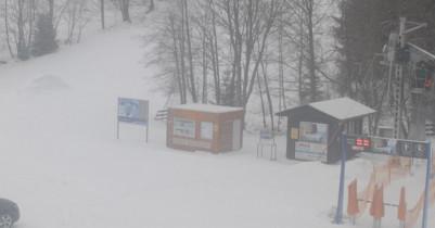 Náhledový obrázek webkamery Skiareál Belveder