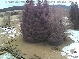 Náhledový obrázek webkamery Nové Hutě
