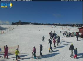 Náhledový obrázek webkamery Kvilda - Ski areál