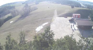 Náhledový obrázek webkamery Velké Meziříčí - Ski Areál