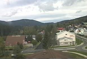 Náhledový obrázek webkamery Železná Ruda