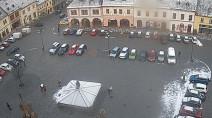 Náhledový obrázek webkamery Jilemnice - Masarykovo náměstí