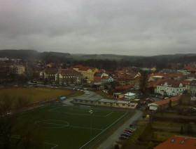 Náhledový obrázek webkamery Blatná - sportovní areál