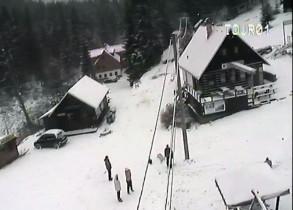 Náhledový obrázek webkamery Josefův důl - skiareál Lucifer