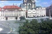 Náhledový obrázek webkamery Staroměstské náměstí - Praha