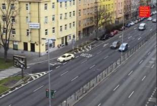 Náhledový obrázek webkamery Praha - 5. května