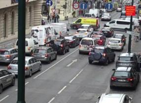 Náhledový obrázek webkamery Praha - Legerova - Anglická