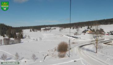 Náhledový obrázek webkamery Kvilda- Jezerní potok