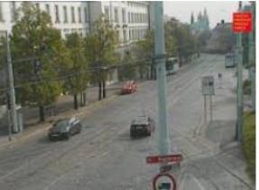 Náhledový obrázek webkamery Praha - Myslbekova - Dlabačov