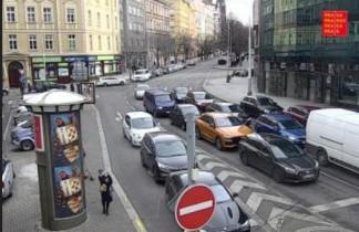 Náhledový obrázek webkamery Praha - Anglická - Škrétova