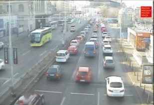 Náhledový obrázek webkamery Praha - Wilsonova k P2