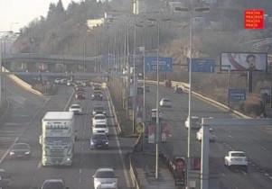 Náhledový obrázek webkamery Praha Strakonická - Barrandovský most