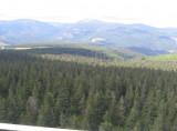 Náhledový obrázek webkamery Černá hora - směr Snežka