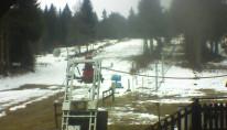 Náhledový obrázek webkamery České Žleby - ski areál