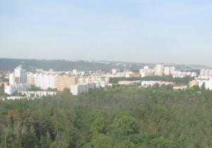 Náhledový obrázek webkamery Praha Modřany