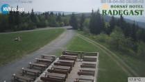 Náhledový obrázek webkamery Radhošť - směr východ