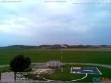 Náhledový obrázek webkamery Bubovice - letiště