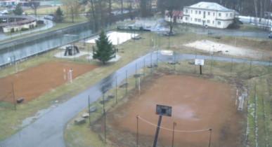 Náhledový obrázek webkamery Blatná - hřiště