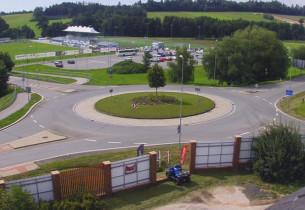 Náhledový obrázek webkamery Vrchlabí - Valteřická