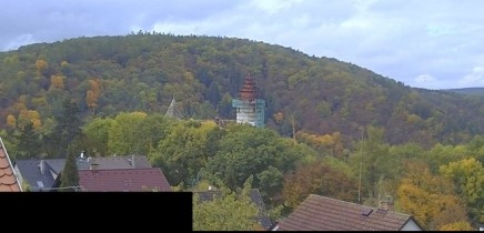 Náhledový obrázek webkamery Hrad Křivoklát
