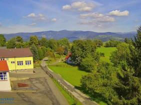 Náhledový obrázek webkamery Vysoké nad Jizerou - Krkonoše