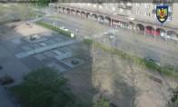 Náhledový obrázek webkamery Třinec - Náměstí