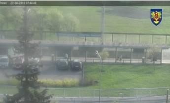 Náhledový obrázek webkamery Třinec - Vlaková zastávka