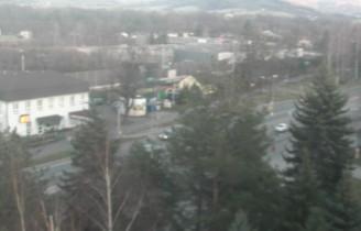 Náhledový obrázek webkamery Třinec - náměstí TGM
