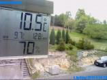Náhledový obrázek webkamery Tisá