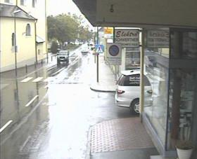 Náhledový obrázek webkamery Rechnitz - hlavní náměstí