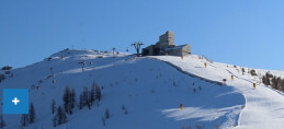 Náhledový obrázek webkamery Bad Kleinkirchheim - ski areál