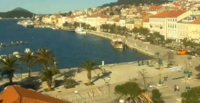 Náhledový obrázek webkamery Mali Lošinj - přístav