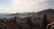 Náhledový obrázek webkamery Split - město a moře