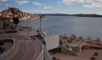 Náhledový obrázek webkamery Šibenik - město