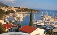 Náhledový obrázek webkamery Baška Voda - panorama