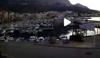 Náhledový obrázek webkamery Podgora - přístav