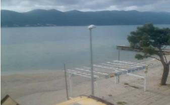 Náhledový obrázek webkamery Viganj - pláž