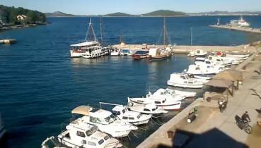 Náhledový obrázek webkamery Ostrov Zlarin