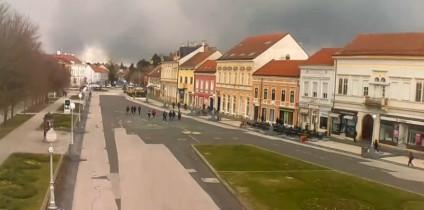 Náhledový obrázek webkamery Koprivnica