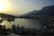Náhledový obrázek webkamery Makarska - promenáda