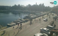 Náhledový obrázek webkamery Novigrad - přístav