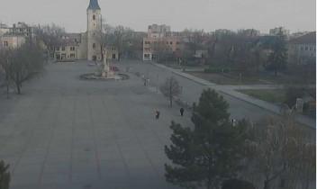 Náhledový obrázek webkamery Nové Zámky