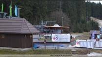 Náhledový obrázek webkamery Bílá - skiareál - dolní stanice