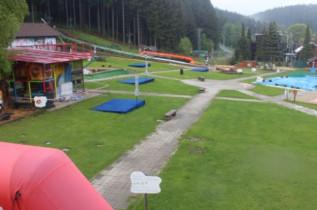 Náhledový obrázek webkamery Bílá - skiareál - dětský park