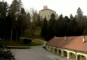 Náhledový obrázek webkamery Hrad Trakošćan - Bednja